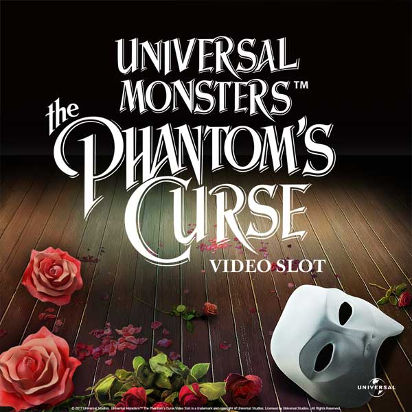 Universal Monsters™ The Phantom 's Curse Video Slot